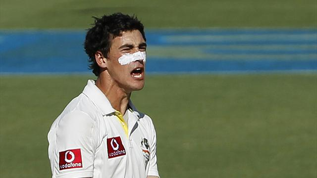 Starc agent denies blame - Cricket - County
