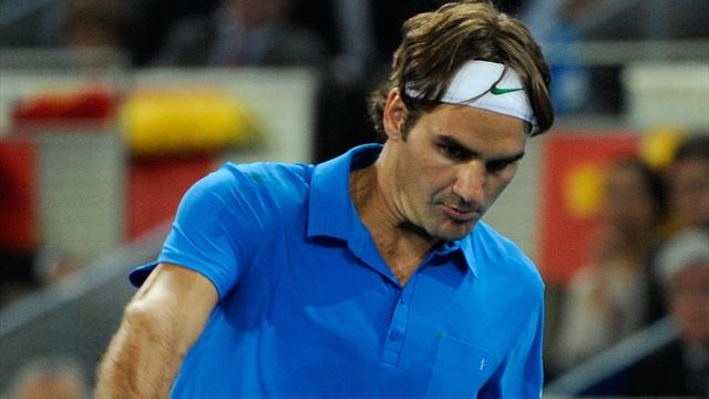 Federer sees off Ferrer - Tennis - Madrid Masters