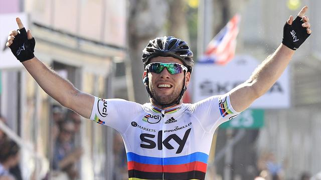 Cav focus still on Paris - Cycling - Tour de France
