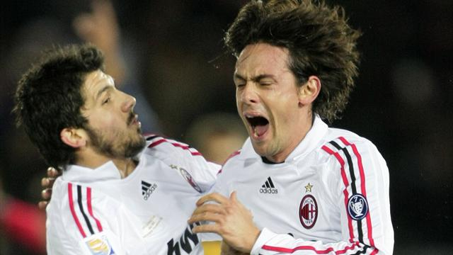 Rino and Pippo leave Milan - Football - Serie A