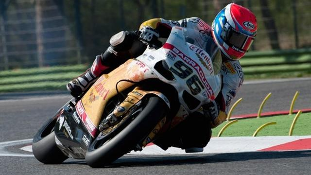 Smrz on provisional pole - Superbikes