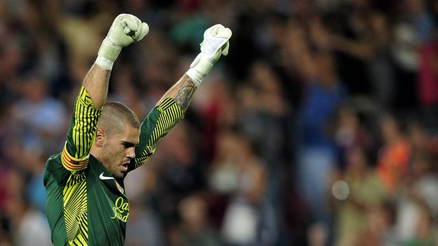 Valdes will not re-sign at Barcelona after 2014