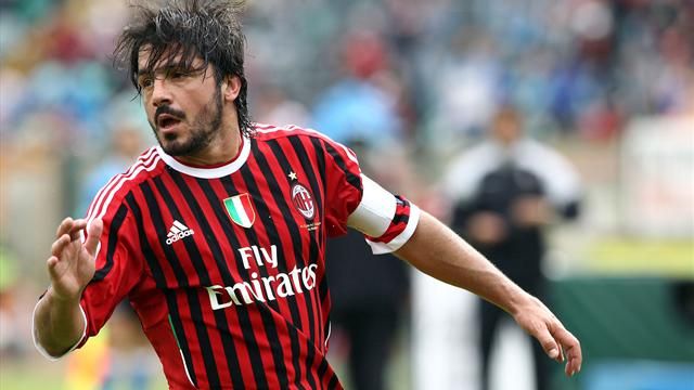 Gattuso joins Sion - Football - Serie A