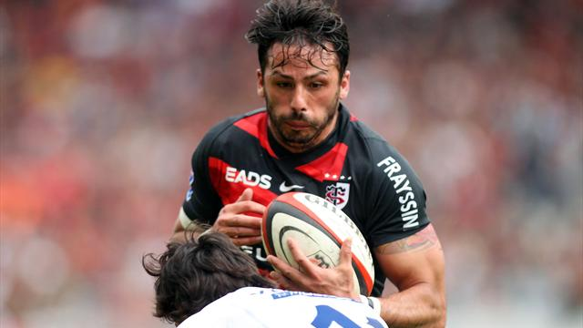 Toulouse reste leader - Rugby - Top 14