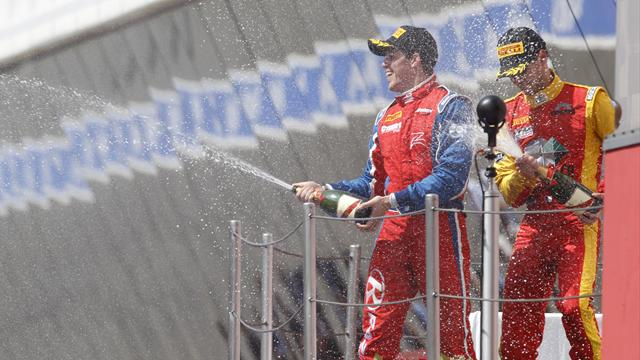 Razia cruises to win - GP2