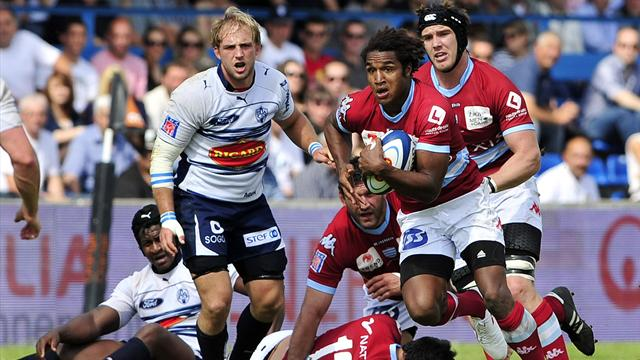 Racing: La rechute de Fall - Rugby - Top 14