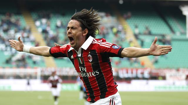 Inzaghi becomes coach - Football - Serie A