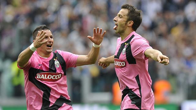 Juve finish unbeaten - Football - Serie A