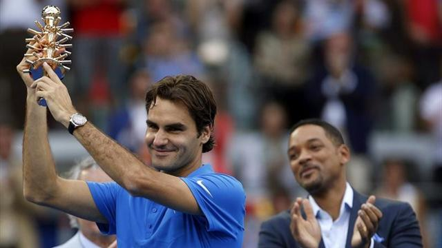Federer wins third title  - Tennis - Madrid Masters