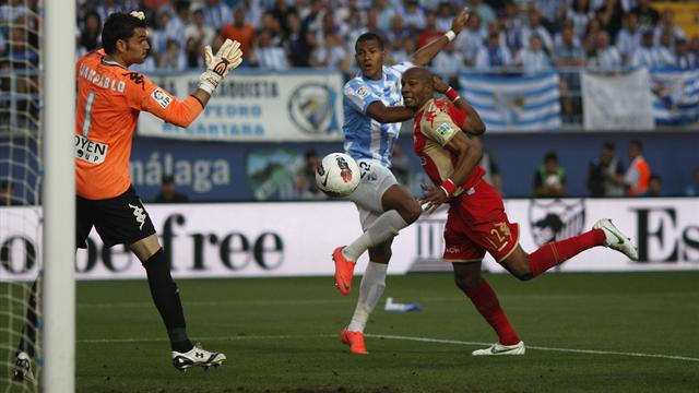 Malaga finish fourth - Football - Liga
