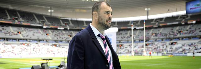 Cheika quitte Paris - Rugby - Top 14