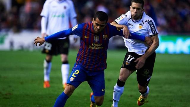 Barca deny Alves sale - Football - Liga