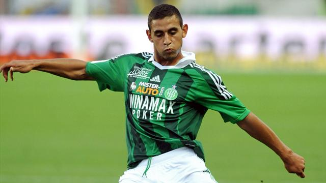 FOOTBALL 2012 Saint-Etienne - Ghoulam