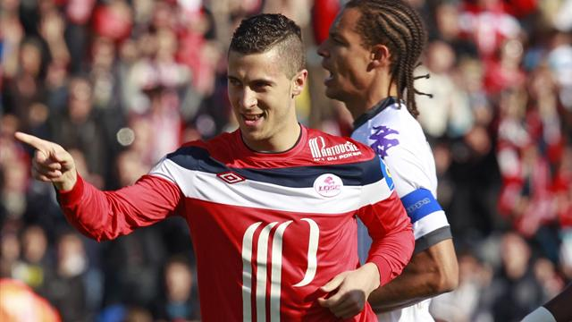 Hazard chooses Chelsea - Football - Ligue 1