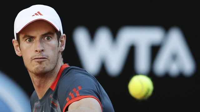 Murray edges epic - Tennis - Rome Masters