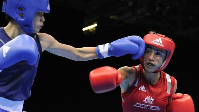 Aussie boxer banned  - Olympic Games - London 2012