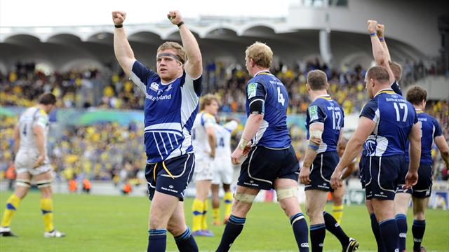 Le Leinster favori - Rugby - Coupe d'Europe
