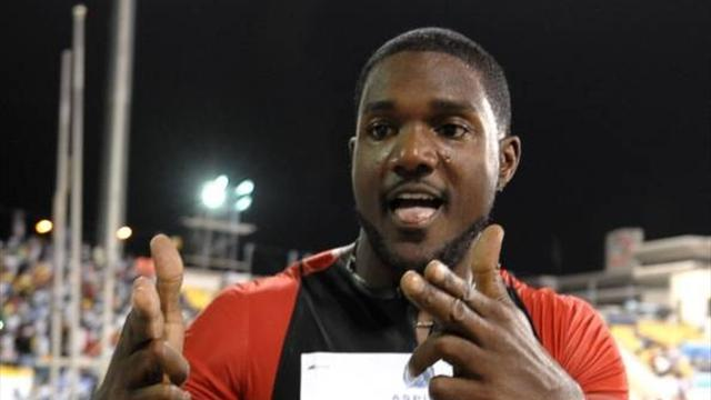 Gatlin wins again in Korea - Athletics