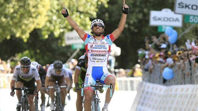 Ferrari powers to win - Cycling - Giro d'Italia