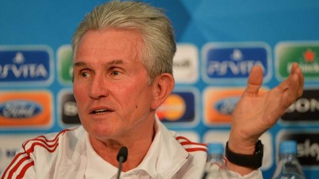 Heynckes backs RDM - Football - Champions League