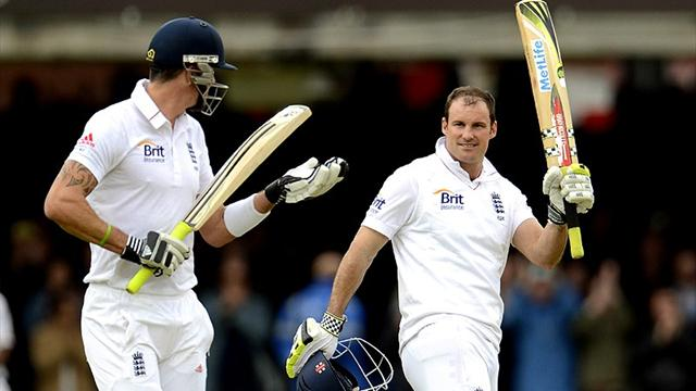 Strauss breaks silence - Cricket