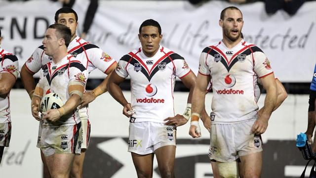 Warriors want overhaul - Rugby League