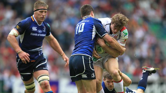 Leinster destroy Ulster to lift Heineken Cup
