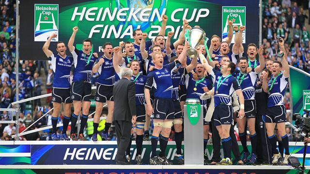 Leinster destroy Ulster to lift Cup