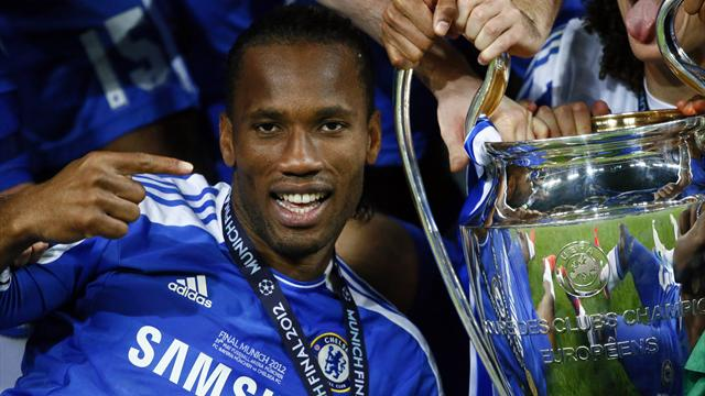 Drogba lauds Chelsea - Football - Champions League