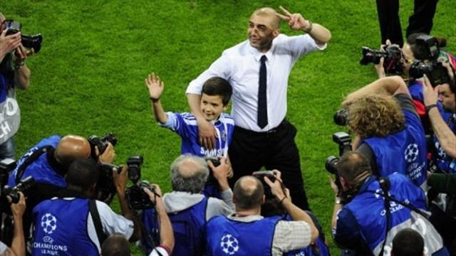 Di Matteo coy on future - Football - Champions League