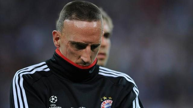 Ribery to skip Bayern camp - Football - Bundesliga