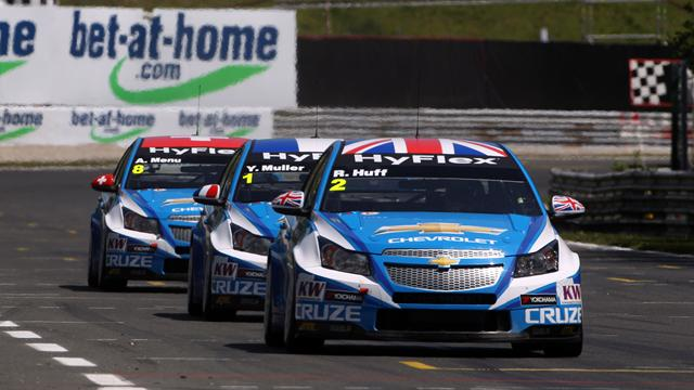 Chevy to pull out of WTCC - WTCC