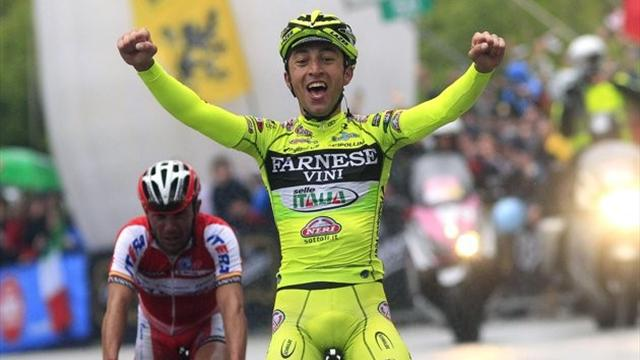 Rabottini holds on for dramatic win