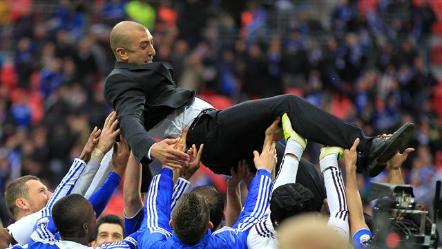 Di Matteo appointed Chelsea manager