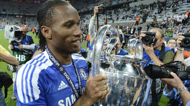 Drogba confirms Shanghai Shenhua deal