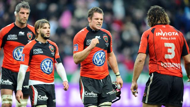 Toulon revanchard - Rugby - Top 14