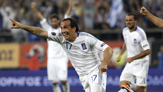 Squad profiles: Greece - Football - Euro 2012