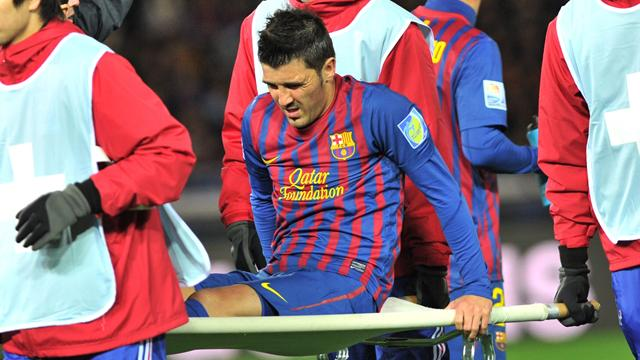 Villa out of Euros - Football - Liga