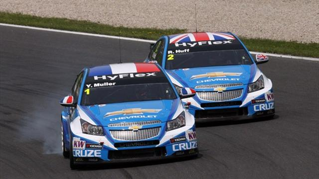 Title battle gets closer - WTCC