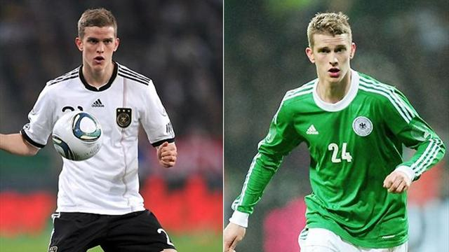 Germany take Lars Bender - Football - Euro 2012