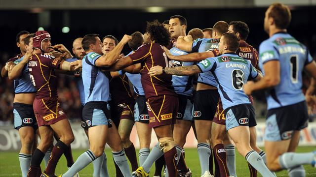 Queensland retain State of Origin crown in thriller