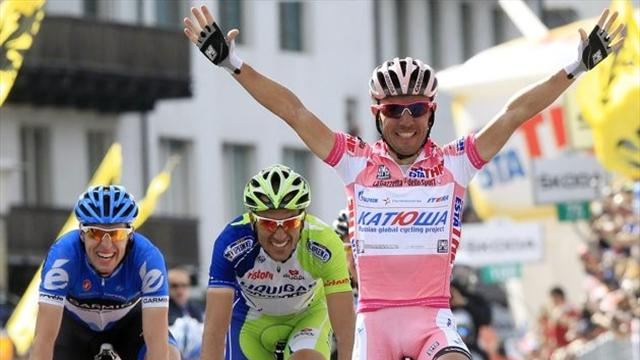 Rodriguez pips Basso for second win