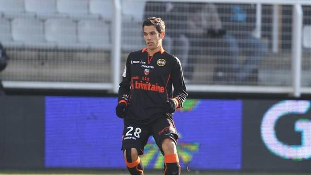 Barthelme in Lorient deal - Football - Ligue 1