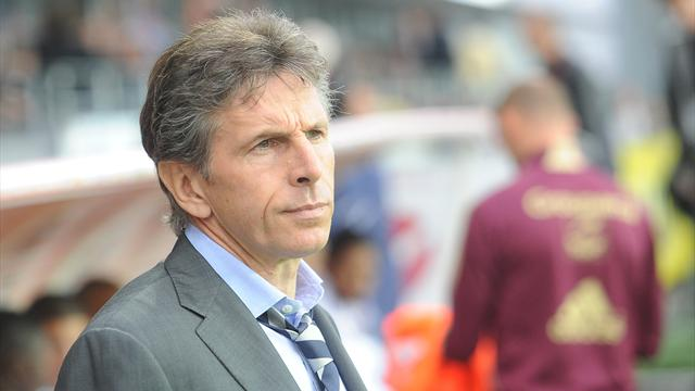 Puel joins Nice - Football - Ligue 1