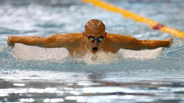 Hosts Hungary top Euros  - Swimming