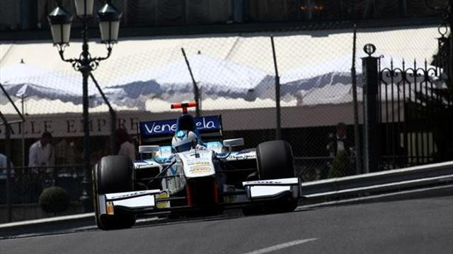 Cecotto quickest in GP2 - GP2