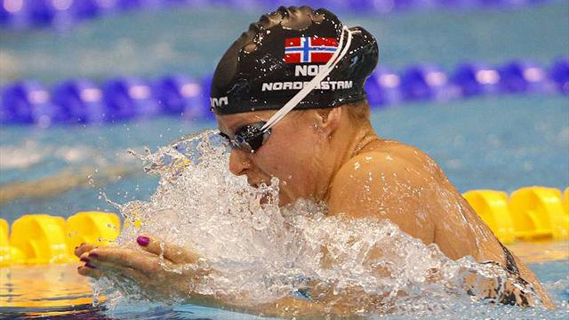 Norway claim double - Swimming
