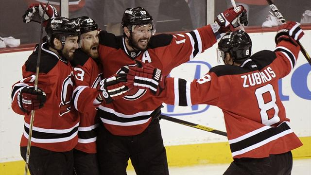 Devils reach Finals - Ice Hockey - NHL