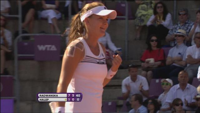 Radwanska wins in Brussels - Tennis - WTA Brussels