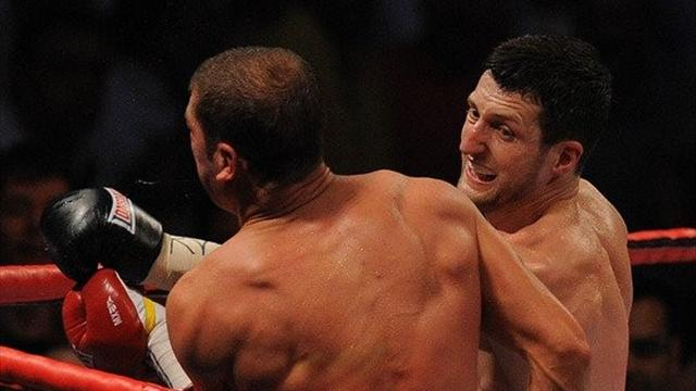 Froch destroys Bute - Boxing
